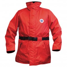 Mustang Classic Flotation Coat - Large - Red