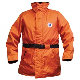 Mustang Classic Flotation Coat - XXX-Large - Orange