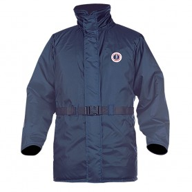 Mustang Classic Flotation Coat - Large - Navy Blue