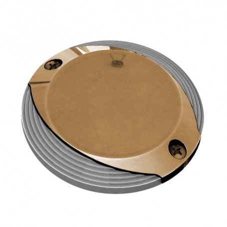 Lumitec Scallop Pathway Light - Spectrum RGBW - Bronze Housing