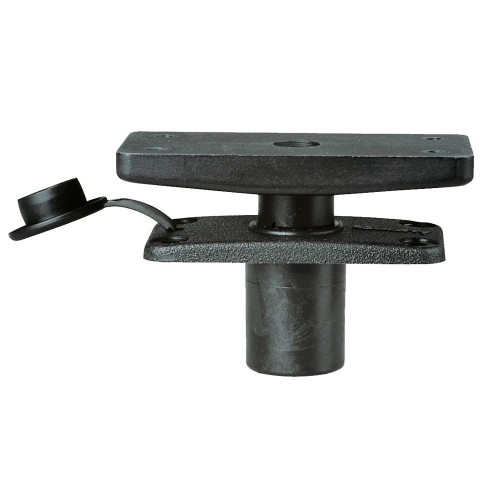 Scotty Universal Fishfinder Mount w-244 Flush Mount