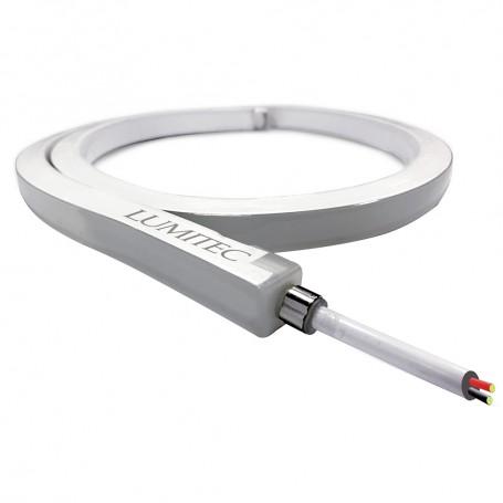 Lumitec Moray 12 Flex Strip Light w-Integrated Controller - Spectrum RGBW
