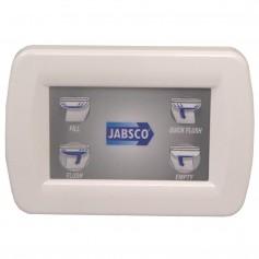 Jabsco Control Kit f-Deluxe Flush Lite Flush Toilets