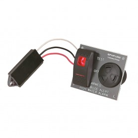 Johnson Pump Bilge Alert High Water Alarm - 12V Ultima