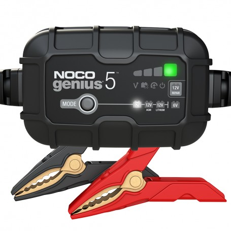 NOCO Genius5 5A Battery Charger Maintainer