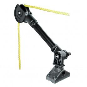 Scotty Trap-Ease 750 - Trap Roller w-241 Side-Deck Mount