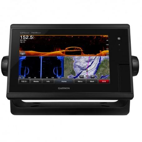 Garmin GPSMAP 7608xsv 8- Chartplotter - Sounder w-J1939 Port- LakeVu HD - g2 Charts