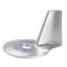 Tecnoseal Standard Zinc Trim Tab Anode f-25-50 HP Mercury Engines