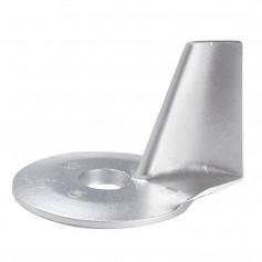 Tecnoseal Standard Aluminum Trim Tab Anode f-25-50 HP Mercury Engines