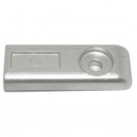 Tecnoseal Zinc Plate Anode f-Mercury Verado 6
