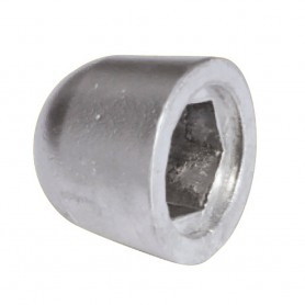 Tecnoseal Zinc Nut Sidepower Anode f-SP125T-285TC- SE120- SE150- SP220-300 HYD SH160 Sleipner Bow Thruster Propellers