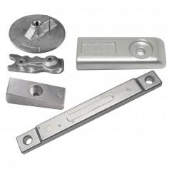 Tecnoseal Mercury Verado 350 Zinc Anode Kit