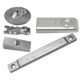 Tecnoseal Mercury Verado 350 Aluminum Anode Kit