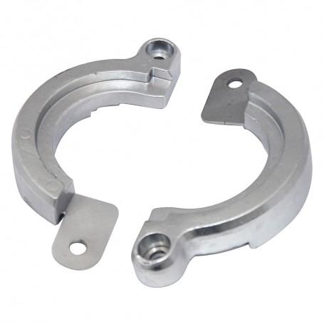 Tecnoseal Aluminum Split Collar Anode f-SD20- SD30- SD40- SD50 SD60 Yanmar Saildrives