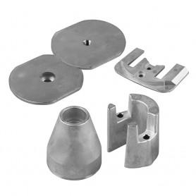 Tecnoseal Zinc Anode Kit f-ZT350-ZT370 Yanmar Sterndrive