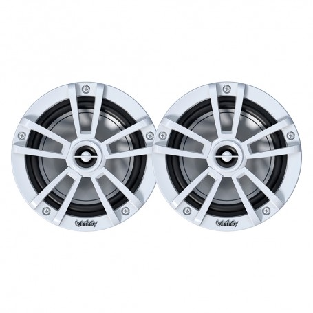 Infinity 622MLW 6-5- 2-Way Multi-Element Marine Speakers - White