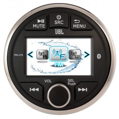 JBL PRV275 Gauge Style Stereo
