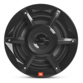 JBL 8- Coaxial Marine RGB Speakers - Black STADIUM Series