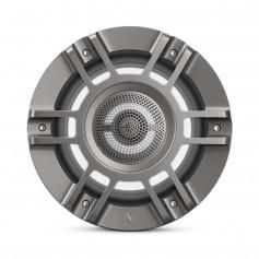 Infinity 8- Marine RGB Kappa Series Speakers - Pair - Titanium-Gunmetal