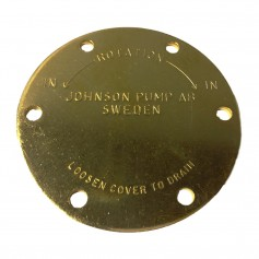 Johnson Pump End Cover F4-F5B