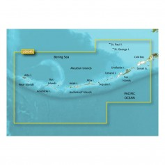 Garmin BlueChart g3 Vision HD - VUS034R - Aleutian Islands - microSD-SD