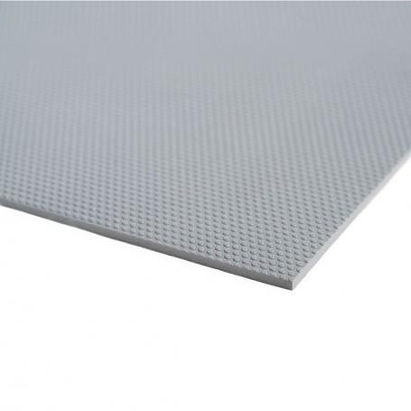 SeaDek Embossed 5mm Sheet Material - 40- x 80-- Storm Gray