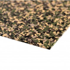 SeaDek Embossed 5mm Sheet Material - 40- x 80-- Army Camo