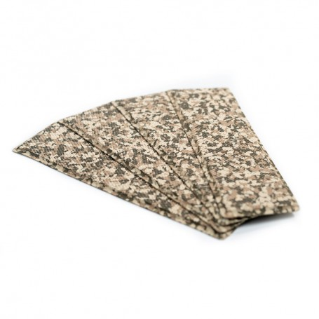 SeaDek Embossed 5mm 4-Piece Step Kit - 3-75- x 12-75- - Desert Camo