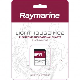 Raymarine LightHouse NC2 Chart - Electronic Navigational Charts - North America