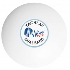 Wave WiFi Yacht AP Dual Band 2-4GHz - 5GHz