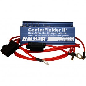 Balmar Centerfielder II 12-24V w-Wires - 2 Engines- 1 Bank