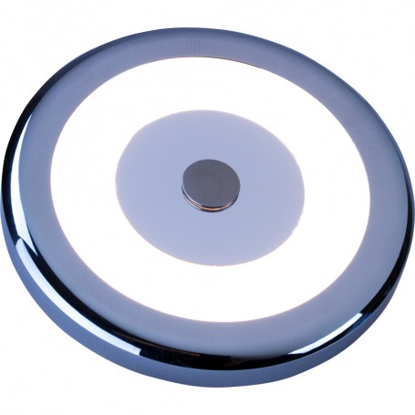 Sea-Dog LED Low Profile Task Light w-Touch On-Off-Dimmer Switch - 304 Stainless Steel