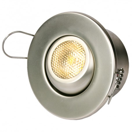 Sea-Dog Deluxe High Powered LED Overhead Light Adjustable Angle - 304 Stainless Steel