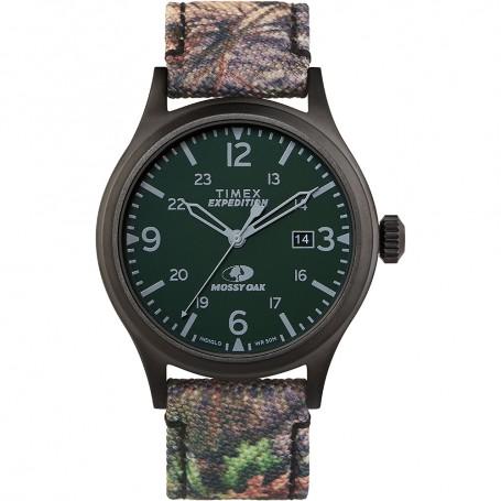 Timex x Mossy Oak Standard - 40mm Case - Dark Camouflage