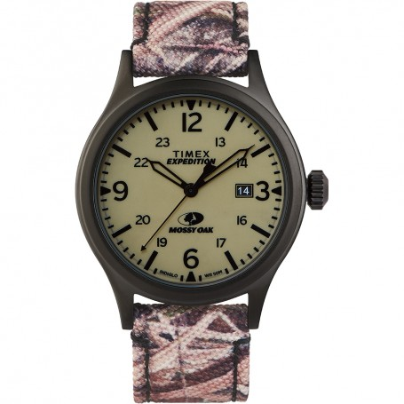 Timex x Mossy Oak Standard - 40mm Case - Light Camouflage