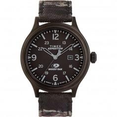 Timex x Mossy Oak Standard - XL 43mm Case - Dark Camouflage
