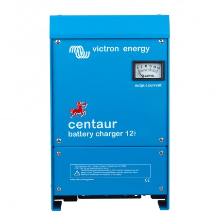 Victron Centaur Charger - 12 VDC - 80AMP - 3-Bank - 120-240 VAC
