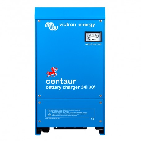 Victron Centaur Charger - 24 VDC - 30AMP - 3-Bank - 120-240 VAC
