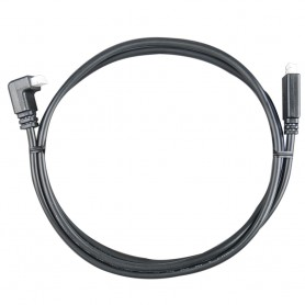 Victron VE- Direct - 0-9M Cable -1 Side Right Angle Connector-
