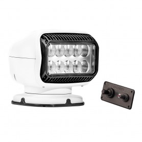 Golight Radioray GT Series Permanent Mount - White LED - Hard Wired Dash Mount Remote