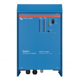 Victron Skylla-i Charger - 24 VDC - 80AMP - 2-Bank - 230 VAC