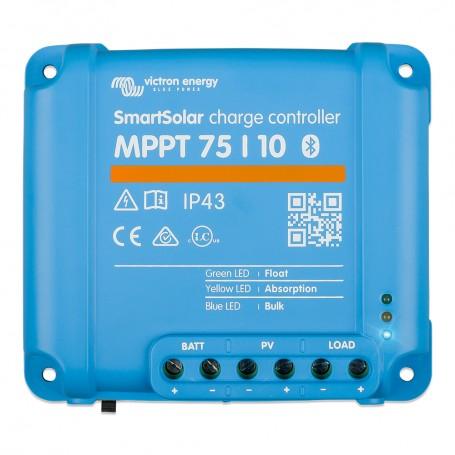 Victron SmartSolar MPPT Charge Controller - 75V - 10AMP