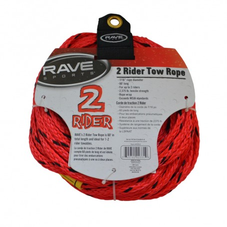 RAVE 2 Rider Tow Rope