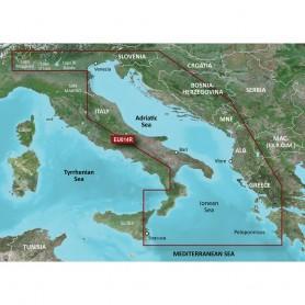 Garmin BlueChart g3 HD - HXEU014R - Italy Adriatic Sea - microSD-SD