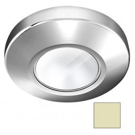 i2Systems Profile P1101 2-5W Surface Mount Light - Warm White - Chrome Finish