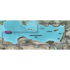Garmin BlueChart g3 HD - HXEU016R - Mediterranean Southeast - microSD-SD