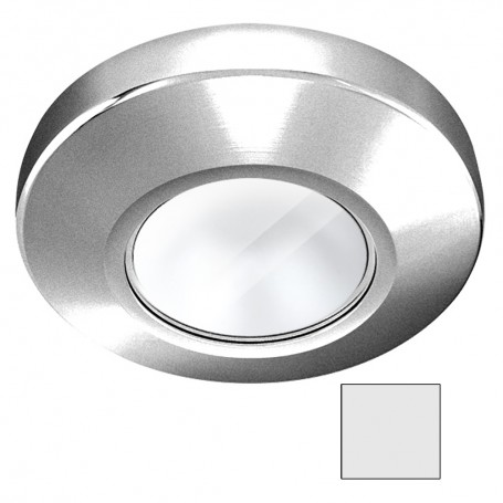 i2Systems Profile P1101 2-5W Surface Mount Light - Cool White - Brushed Nickel Finish