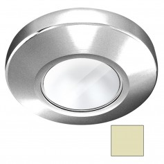 i2Systems Profile P1101 2-5W Surface Mount Light - Warm White - Brushed Nickel Finish