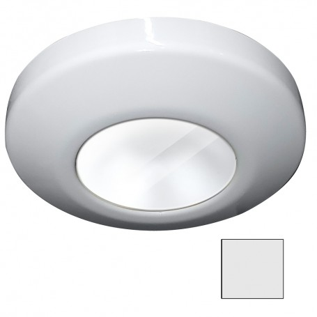 i2Systems Profile P1101 2-5W Surface Mount Light - Cool White - White Finish