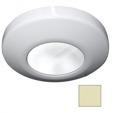 i2Systems Profile P1101 2-5W Surface Mount Light - Warm White - White Finish